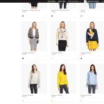 WebSite H&M